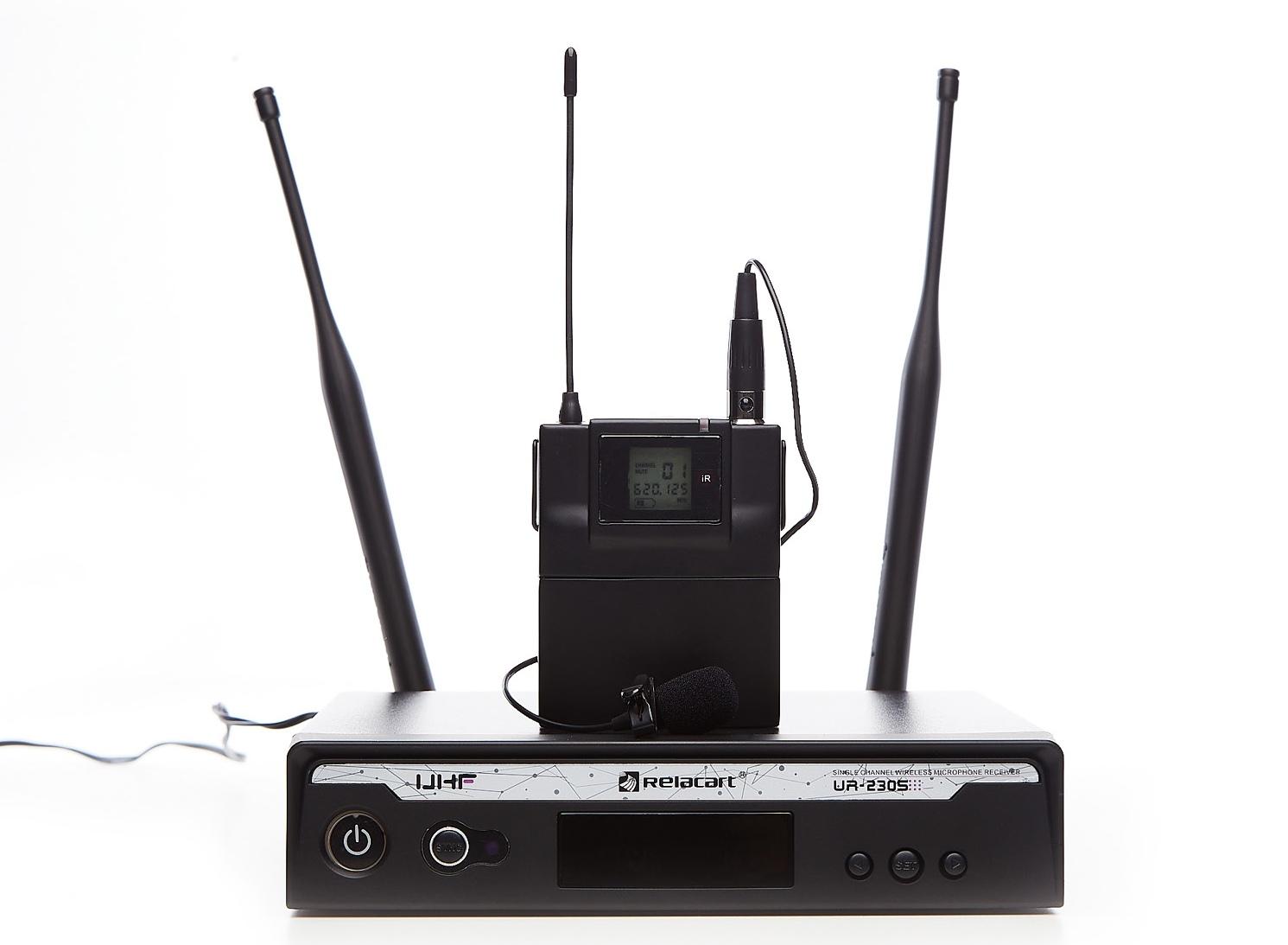 mikrofon bezprzewodowy Relacart UR230