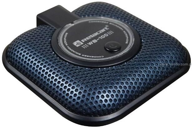 mikrofon przewodowy powierzchniowy Relacart WB100